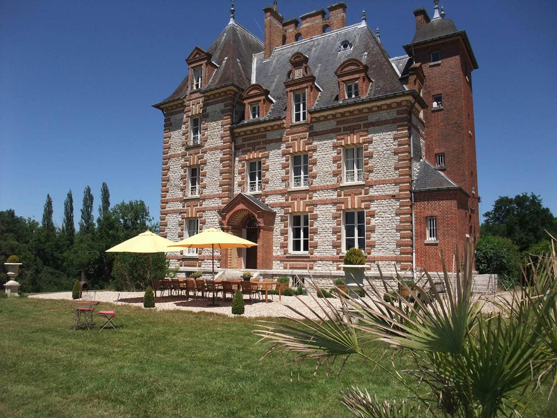 Séjour au Château en Sologne