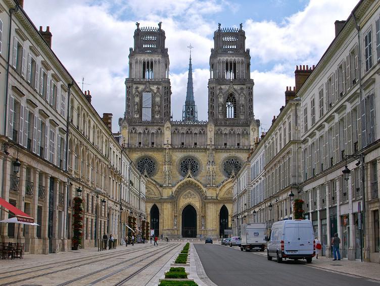 Cathedral de Orleans