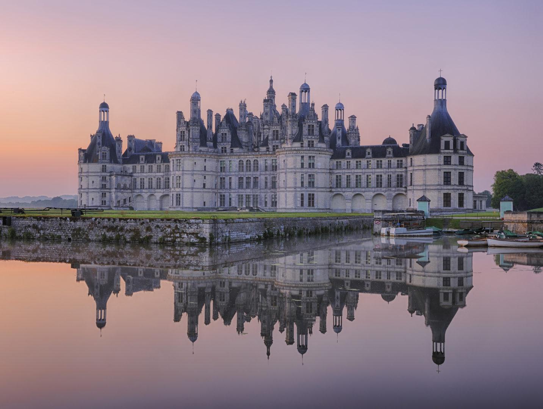 Château Chambord le plus impressionant des châteaux de la Loire