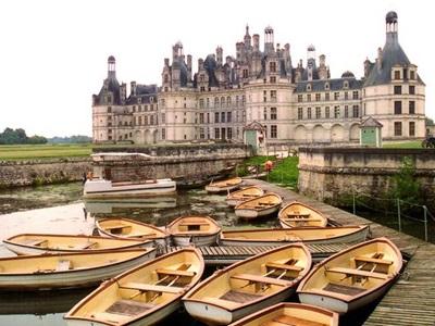 Canoe au Chambord