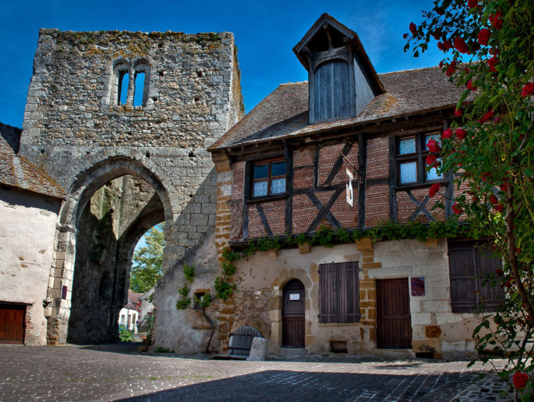 Villages en Sologne Mennetou sur Loire