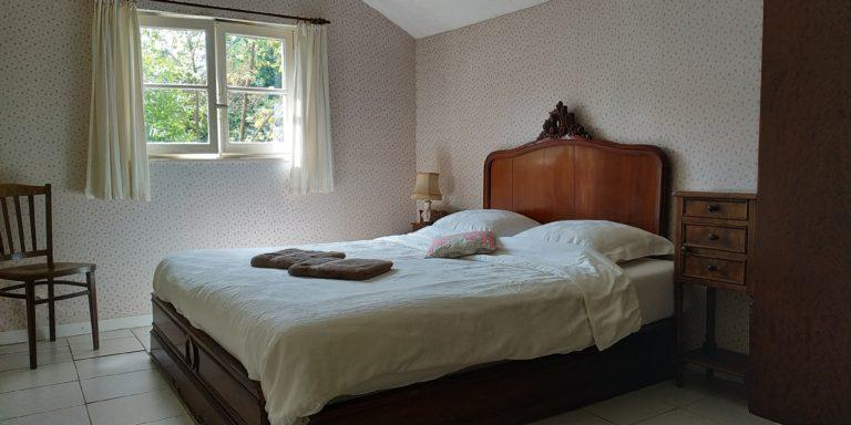 Chambre dans le gite Epilly